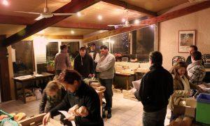 Marché de producteurs à Lavalette.