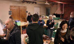 Les soirées et ateliers de la Ruche - oasis des Jardins de Baugnac.