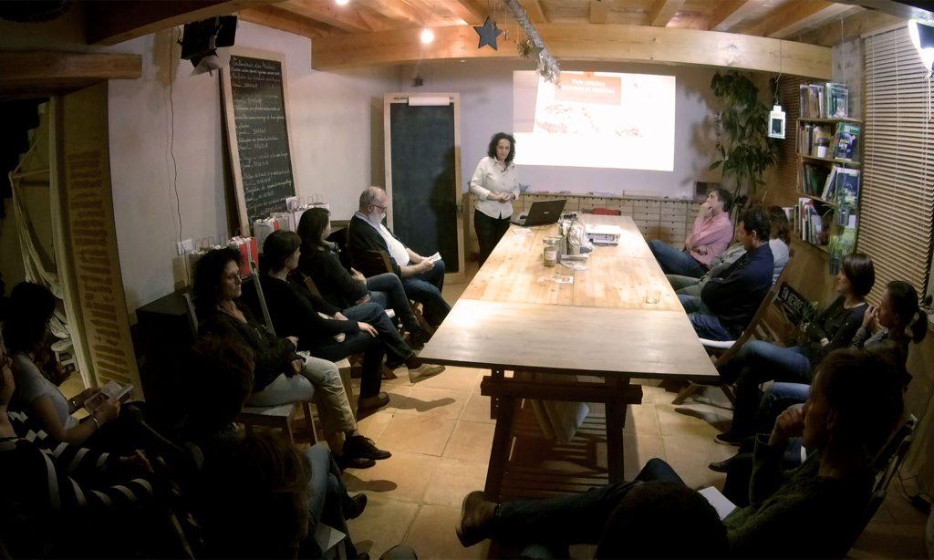 Conférence des Vendredis de la Ruche, Oasis des Jardins de Baugnac.