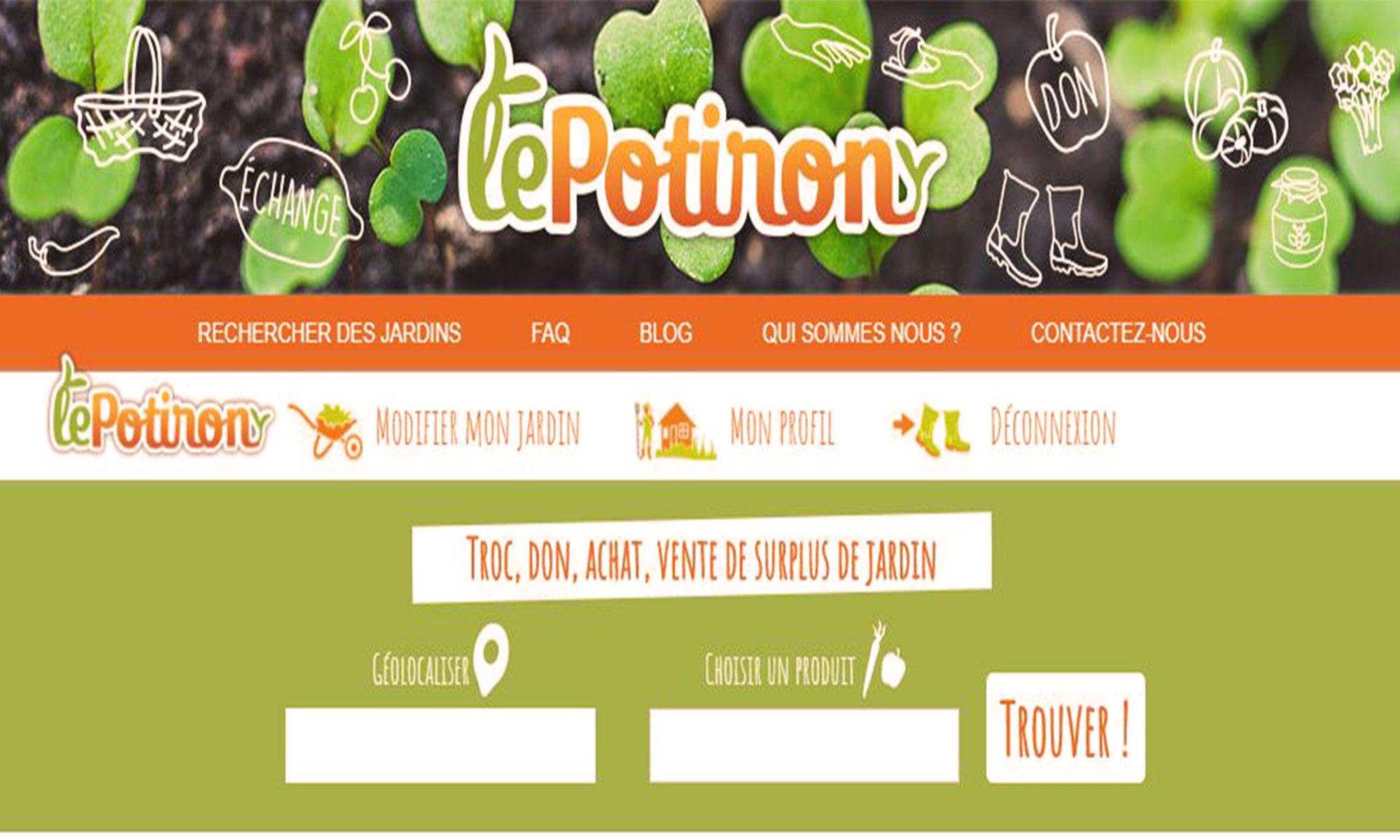 Les Jardins de Baugnac sur lepotiron.fr pour troquer...
