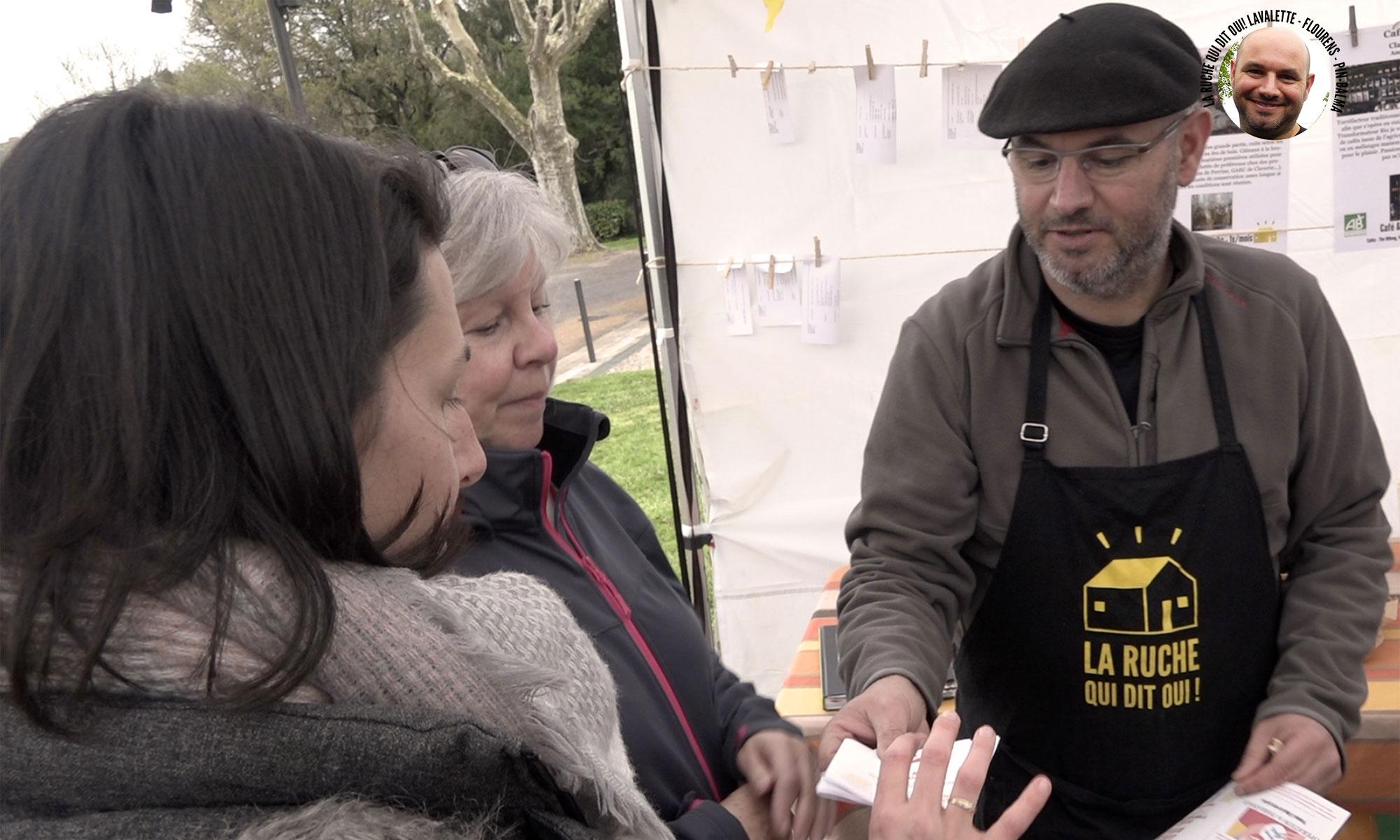 La mission de la Ruche qui dit Oui! de Flourens, Pin-Balma et Lavalette.