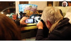 Réparation & dépannage lors du café bricol' à Lavalette - Oasis des Jardins de Baugnac