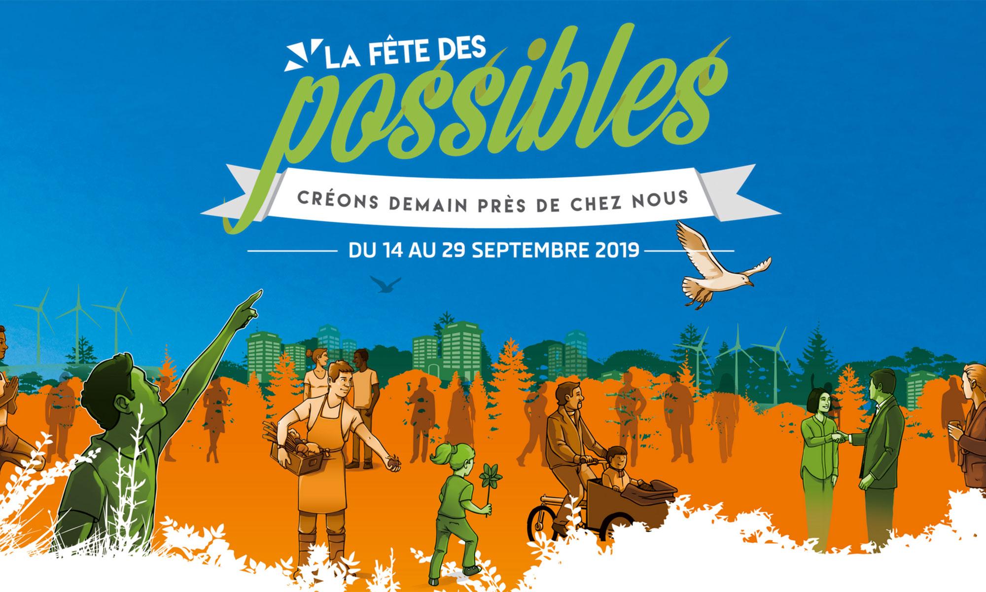 Fête des Possibles - Oasis des Jardins de Baugnac.