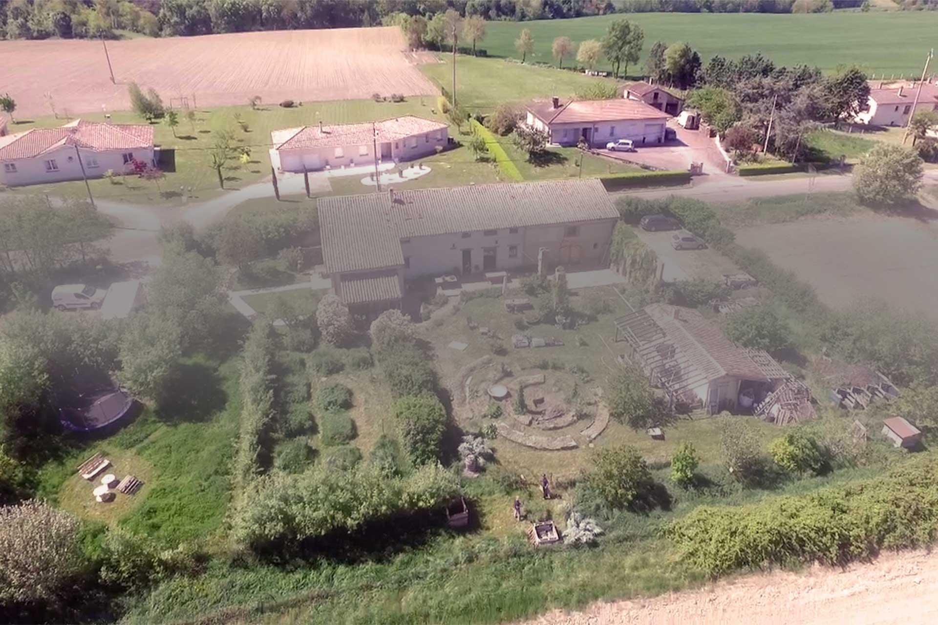Oasis ressource des Jardins de Baugnac