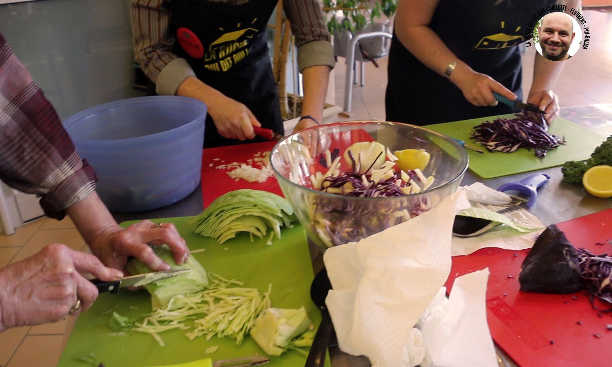 Famille à alimentation positive - Ruche Est Toulouse.
