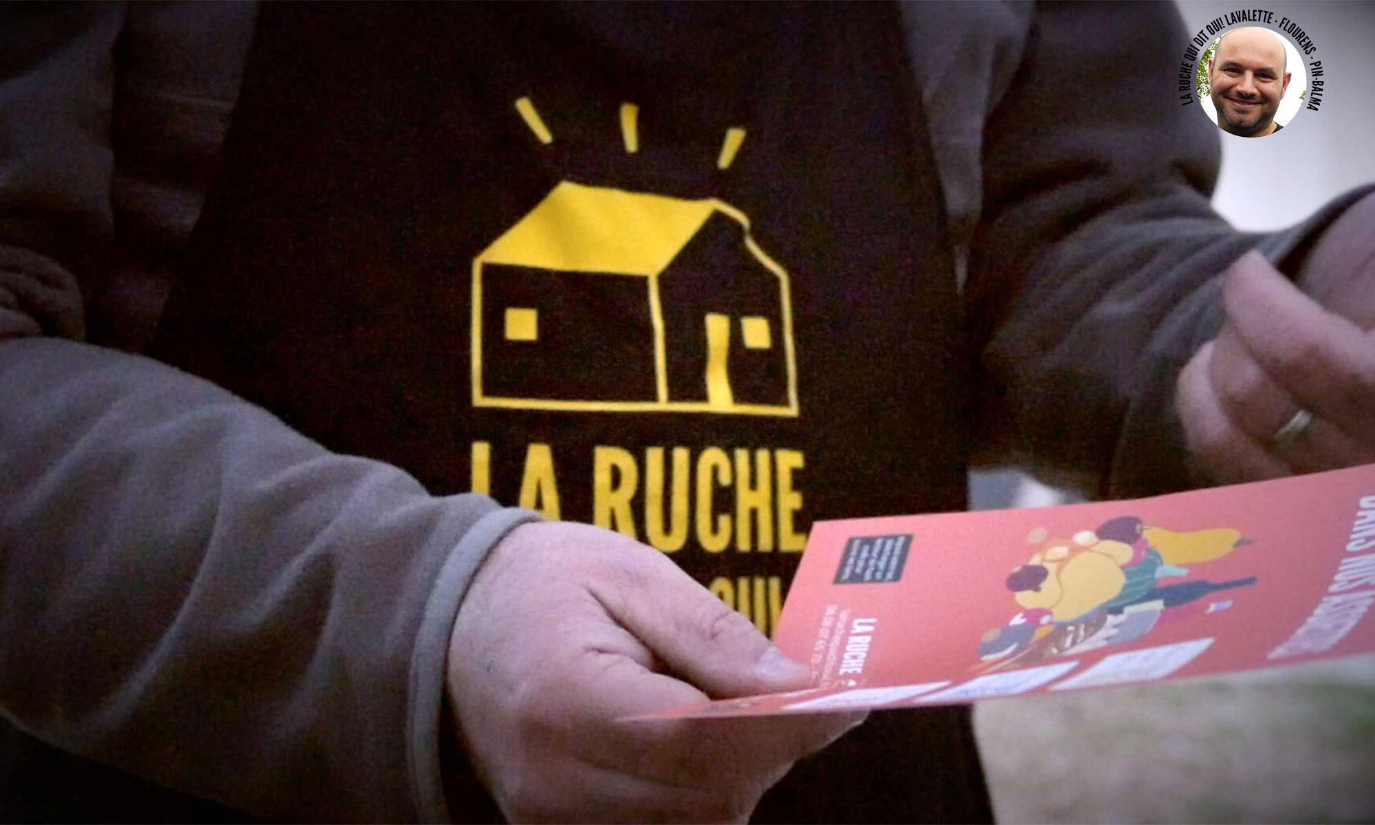 L'ADN de la Ruche qui dit Oui! Est Toulouse.