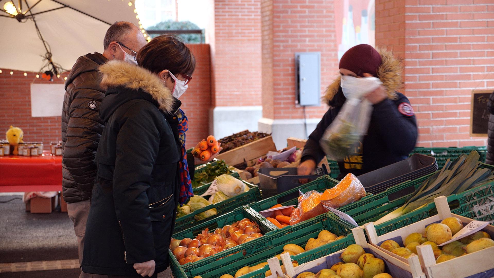 Où acheter des bons fruits et légumes ? A la Ruche qui dit Oui!