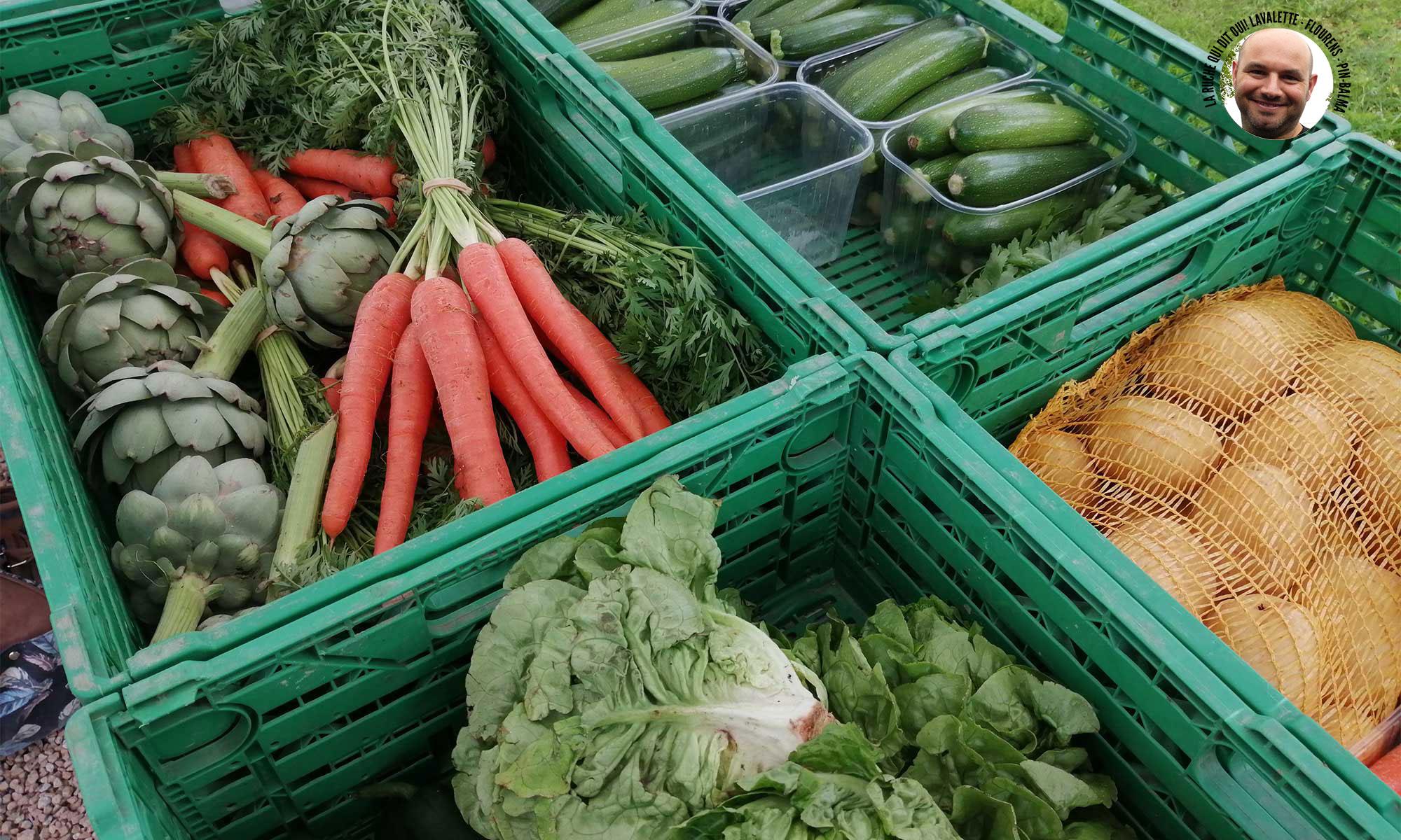 Comment trouver des légumes en vente directe ?
